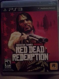 PS 3 RED DEAD REDEMPTION
