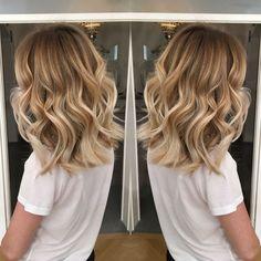 - Brown Hair With Blonde Highlights, Hair Highlights, Blonde Hair, Morning Hair, New Hair Do, Beach Hair, Balayage Hair, Hair Dos, Pretty Hairstyles