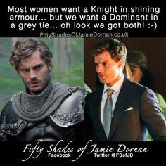 Jamie Dornan, Christian Grey and Fifty Shades of Grey www.fiftyshadesofjamiedornan.co.uk