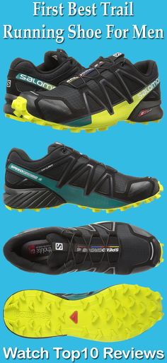 Salomon SPEEDCROSS 4 M, Light Onix Black Corona Yellow
