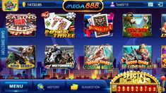 Mega888 2020 - Free Download Apk IOS | Register Login ID Mega888 Free Casino Slot Games, Online Casino Games, Online Gambling, Best Online Casino, Online Casino Bonus, Choice Of Games, Game Programmer, Casino Bet, Play Free Slots