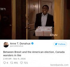26 Times Canada Roasted America So Well You Can't Even Be Mad