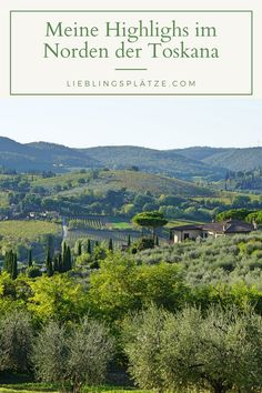 Tipps für einen RoadTrip in der Toskana. Meine Highlights im Norden der Toskana. #Florenz #Pisa #Chianti #SanGimignano #Vinci Roadtrip, Pisa, Vineyard, Highlights, Mountains, Nature, Travel, Outdoor, Florence