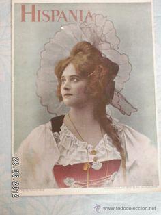 HISPANIA 15-05-1902 Nº 78 (32,50 X 24 Cms ) - Foto 1