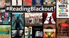 Reading Blackout Books for Black History Month Blackout Book, Days In February, 28 Days, Black History Month, African Americans, Bibliophile, Reading Lists, American History, Books To Read