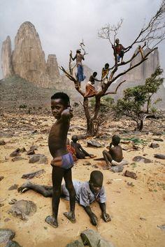 Steve McCurry_MALI-10010NF, Sahel Desert, Mali,