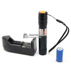 Laserpointer kaufen - Hochwertiger Laserpointer grün 500mW stark Zigarette anzünden