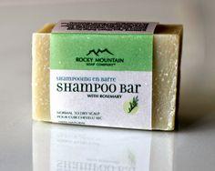 Sew Crafty Angel: Shampoo Bar - 100% Natural Product