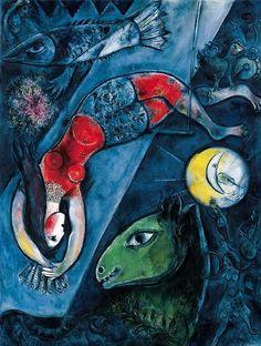 Le Journal de Chrys: Le cirque dans l'art pictural