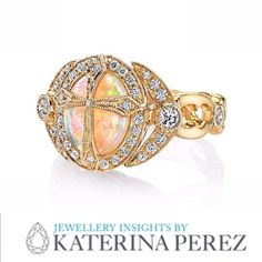 """Check out our #cross ring on @katerina_perez's Jewellery diary """"The Сross: a Journey From Religious Symbol to fashion accessory"""" #dropdeadgorgeous  #ericacourtney  #jewelrystateofmind  #lovegold #luxury #luxurybyjck #jewelry #jewelrydesign #jewels #diamond #diamonds #custom #love #stunning #beautiful #color #finejewelry #gemstones #blingbling #wow #diamondjewelry #instajewels #diamondsareagirlsbestfriends #wishlist #sparkle"""
