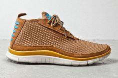 Nike Free Chukka Woven  Highsnobiety