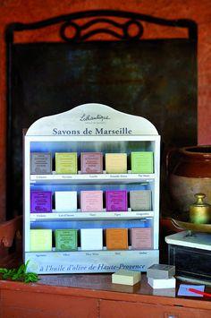 Les Savons de Marseille