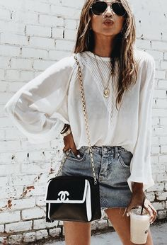 We all love some casual outfits right? here you have my favorite casual fashion trends of this year ! come and inspire yourself! Mode Outfits, Trendy Outfits, Fashion Outfits, Modest Fashion, Chic Outfits, Spring Summer Fashion, Spring Outfits, Winter Outfits, Summer Outfit