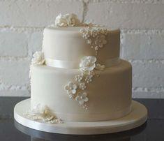 Torte nuziali petalose (Foto 14/40) | PourFemme