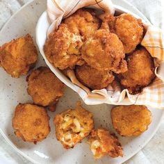 Recipe: Crawfish Macaroni and Cheese Fritters | WWOZ New Orleans 90.7 FM