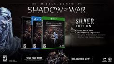 Shadow of War Editions: STANDARD vs SILVER vs GOLD. Which should you buy and why!