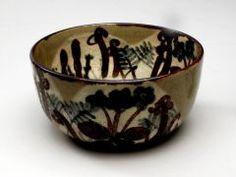 抹茶茶碗 尾形乾山 Tea Bowl OGATA KENZAN (JAPANESE, 1663–1743) 17TH-18TH CENTURY