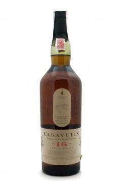 Single Islay Malt Whisky 16 anni Lagavulin