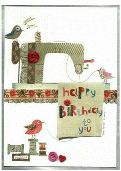 Sewing Birthday Wishes