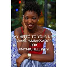 Well Hello There....#ontheblog now. I'm super excited to announce my amazing partnership with @michelewatches  #latoyaelnora #stylist #entrepreneur #creative #MyMICHELEstory #MICHELEwatches