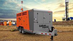 Product Spotlight - Air Compressors #heavyequipment #construction