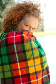 How to Make an Indian Blanket Coat