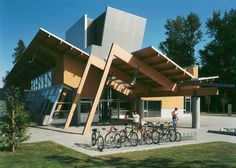 Newton Library   Patkau Architects