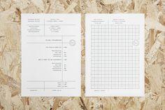 Invoice Graphic Design #invoice #beautifulinvoice #graphicdesignedinvoice #invoiceenvy #invoiceinspiration