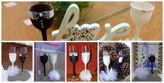 copos de noivos