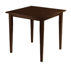 Winsome Wood Groveland Square Dining Table in Antique Walnut Finish by Winsome Wood, http://www.amazon.com/dp/B003QCJHK8/ref=cm_sw_r_pi_dp_ZIwWqb15JG4N0