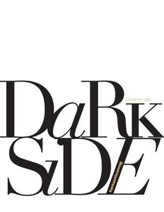 Dark Side, editorial shot by Billy Winters for Fantasticsmag