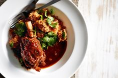 Discover the power of one with this lamb dish rich with herbs and spices.