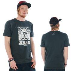 Terratag Exo T-Shirt Charcoal
