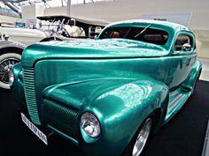 1940 Nash Coupe
