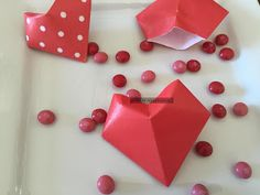 SimpleJoys: 3D Origami Paper Heart