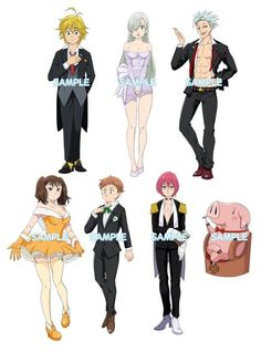 Resultado de imagem para the seven deadly sins meliodas and elizabeth Elizabeth Seven Deadly Sins, Seven Deadly Sins Anime, 7 Deadly Sins, Otaku Anime, Anime Nerd, Anime Guys, Manga Anime, Anime Angel, Anime Demon