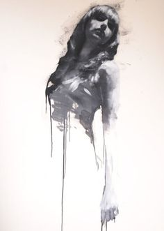 Mark Demsteader Contemporary Figurative Art - I really like this style, sort of flowing, half finished, very fluid. Still very emotive and descriptive of the form without completing it Life Drawing, Drawing Sketches, Art Drawings, Figure Drawings, Figure Painting, Painting & Drawing, Mark Demsteader, Figurative Kunst, Figure Sketching