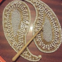 Очередное удовольствие..#люневильскийкрючок #люневильскаявышивка #embroiderydesign #embroidery #lunevile #handmade #embroiderydesign