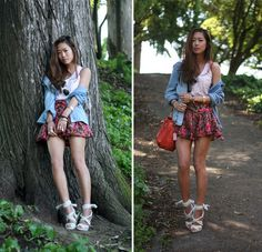 THE sKIRT! The Earth is just a bit of Dust Beneath Our Feet (by Aimee Song) http://lookbook.nu/look/595777-The-Earth-is-just-a-bit-of-Dust-Beneath-Our-Feet