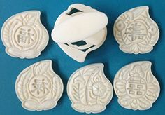 Giftshop12 Peach Shaped Moononcake Cake Cookie Cutter Mold Large -- You can find out more details at the affiliate link of the image.