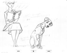"Dalmatians"" Perdita and Anita production animation drawing Art Disney, Disney Artwork, Disney Concept Art, Disney Sketches, Disney Drawings, Animal Sketches, Art Sketches, Croquis Disney, Art Du Croquis"