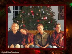 """""""Please Come Home For Christmas"""" by the Eagles will always be a major favorite of mine."""