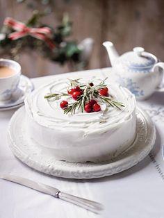 Christmas cake : Gâteau de Noël