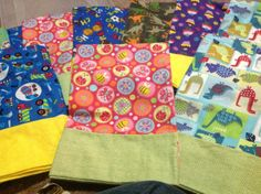 A donation of pillowcases from an Angel!