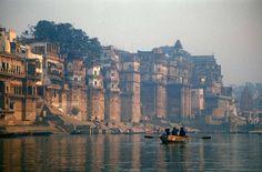 "-cityoflove: "" Varanasi, India """