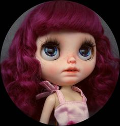 """Items similar to sold out! Meticulous style Ooak Custom Blythe Doll/Art doll """"rosa garden"""" by Rabbit on Etsy"""