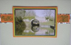 Narrowboat Mr David
