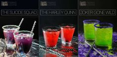 All Mommy Wants Suicide Squad Inspired Cocktail - The Harley Quinn cocktails Drinks Recipes Suicide Squad Warner Bros All Mommy Wants Suicide Squad Inspired Cocktail - The Harley Quinn cocktails Drinks Recipes Suicide Squad Warner Bros Summer Drinks, Cocktail Drinks, Fun Drinks, Party Drinks, Cocktail Recipes, Alcoholic Drinks, Liquor Drinks, Cocktail Parties, Joker