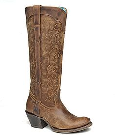 Corral Boots Kats Natural Westport Boots on shopstyle.com. May have to have these