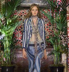 Le jean patchwork